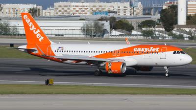 OE-IJD - Airbus A320-214 - easyJet Europe