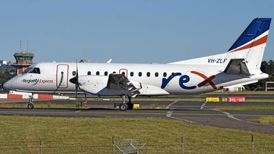 VH-ZLF - Saab 340B - Regional Express (REX)