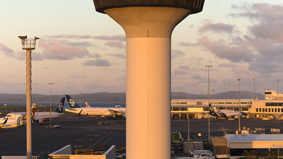 NZAA - Airport - Control Tower