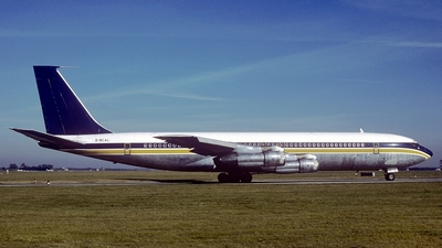 G-BCAL - Boeing 707-338C - British Caledonian Airways
