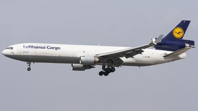 D-ALCE - McDonnell Douglas MD-11(F) - Lufthansa Cargo
