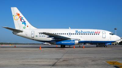 C6-BFW - Boeing 737-2K5(Adv) - Bahamasair