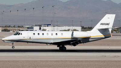 N800WS - Cessna 680 Citation Sovereign - Private