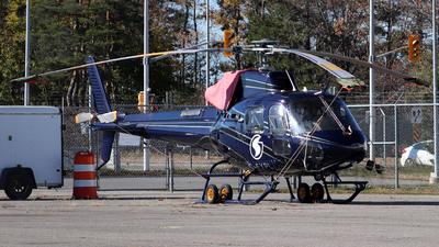 C-FXPL - Aérospatiale AS 350B3 Ecureuil - Sander Geophysics