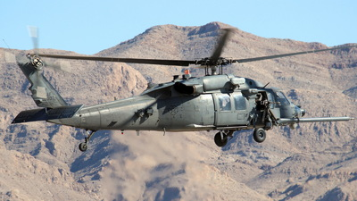 87-26007 - Sikorsky HH-60G Pave Hawk - United States - US Air Force (USAF)