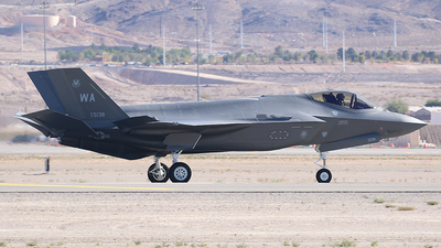 15-5138 - Lockheed Martin F-35A Lightning II - United States - US Air Force (USAF)