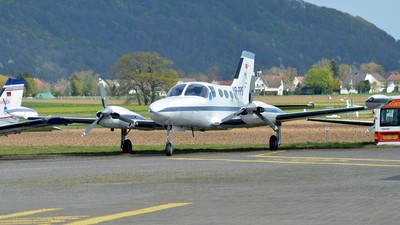 YR-PPS - Cessna 421 Golden Eagle - Private