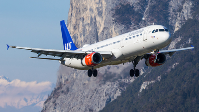 OY-KBH - Airbus A321-232 - Scandinavian Airlines (SAS)
