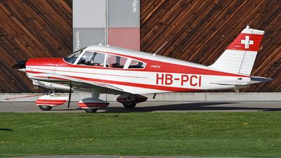 A picture of HBPCI - Piper PA28180 - [285745] - © Mirko Bleuer