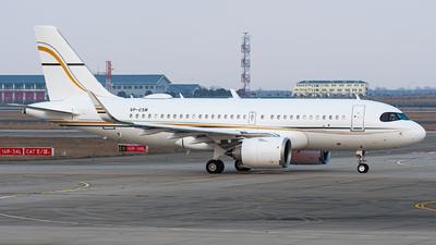 VP-CSM - Airbus A319-153N(CJ) - GainJet Aviation