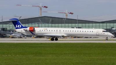 EI-FPU - Bombardier CRJ-900 - Scandinavian Airlines (Cityjet)