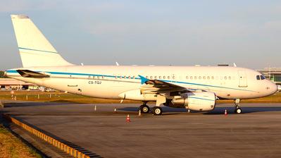 CS-TQJ - Airbus A319-115(CJ) - White Airways