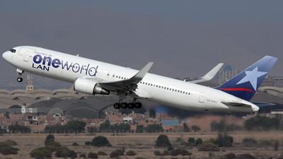 CC-CXJ - Boeing 767-316(ER) - LAN Airlines