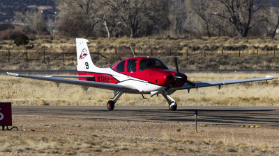 N19SU - Cirrus SR20 - SUU Southern Utah University Aviation
