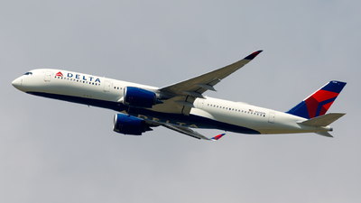 A picture of N508DN - Airbus A350941 - Delta Air Lines - © H.C.