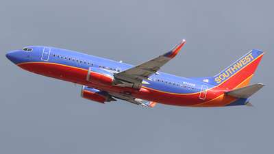 N394SW - Boeing 737-3H4 - Southwest Airlines