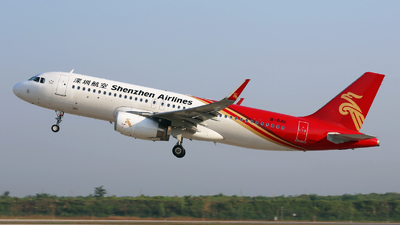 B-8411 - Airbus A320-232 - Shenzhen Airlines