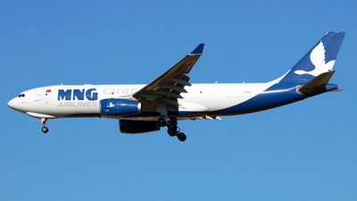 TC-MCZ - Airbus A330-243F - MNG Airlines