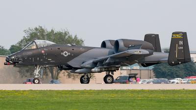 80-0244 - Fairchild A-10C Thunderbolt II - United States - US Air Force (USAF)