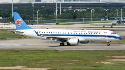 B-3139 - Embraer 190-200LR - China Southern Airlines