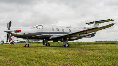 SP-NWM - Pilatus PC-12/47E - Private
