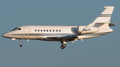 N405D - Dassault Falcon 2000EX - Dillon Aviation