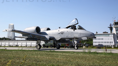 82-0651 - Fairchild A-10C Thunderbolt II - United States - US Air Force (USAF)