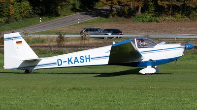 A picture of DKASH - Scheibe SF25C Falke - [44411] - © Maximilian Haertl