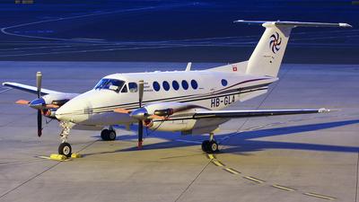 A picture of HBGLA - Beech B200 Super King Air -  - © Christian Weber