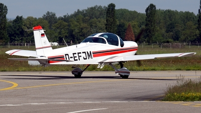 D-EFJM - Bolkow Bo.209 Monsun 150RV - Private