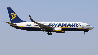EI-ENS - Boeing 737-8AS - Ryanair