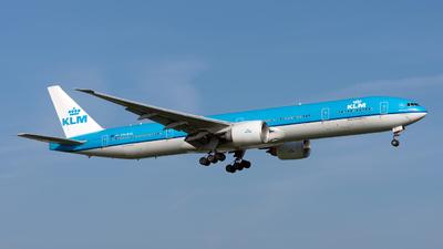 PH-BVK - Boeing 777-306ER - KLM Royal Dutch Airlines
