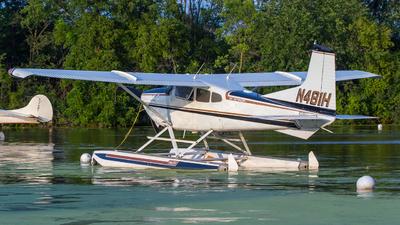 A picture of N481H - Cessna 185 - [1850116] - © Matt Todd