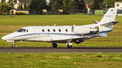 D-CJJK - Cessna 560XL Citation XLS Plus - Windrose Air Jetcharter