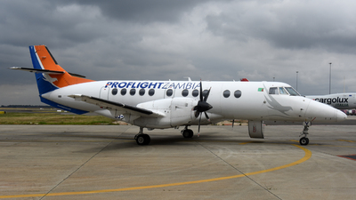 9J-PCY - British Aerospace Jetstream 41 - Proflight Zambia