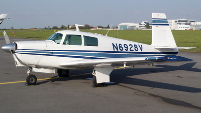N6928V - Mooney M20C - Private
