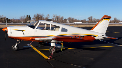 N7424R - Piper PA-28-140 Cherokee - Private