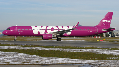 TF-WIN - Airbus A321-211 - WOW Air
