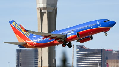 N234WN - Boeing 737-7H4 - Southwest Airlines