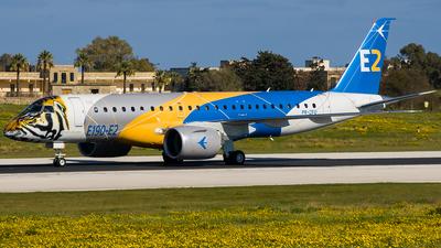 A picture of PRZFU - Embraer E190E2 - Embraer - © RowenAquilina