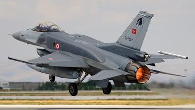 07-1007 - Lockheed Martin F-16C Fighting Falcon - Turkey - Air Force