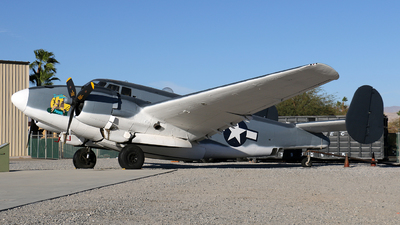 N7273C - Lockheed PV-2 Harpoon - Private