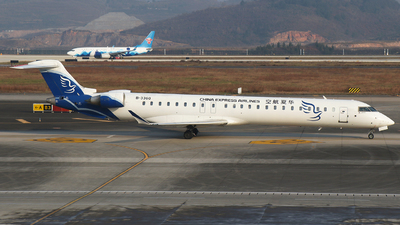 B-3360 - Bombardier CRJ-900LR - China Express Airlines