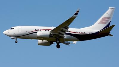 T7-MAK - Boeing 737-7HZ(BBJ) - Avcon Jet