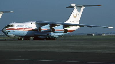 UK-76427 - Ilyushin IL-76TD - Tashkent Aircraft Production Corporation