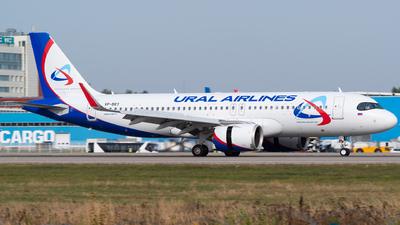 VP-BRY - Airbus A320-251N - Ural Airlines
