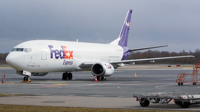 OE-IAR - Boeing 737-4M0(SF) - FedEx (ASL Airlines)