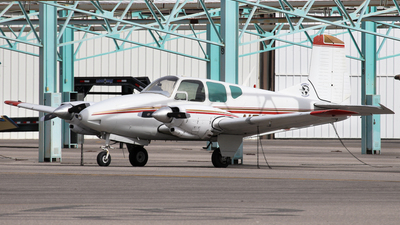 N2024C - Beechcraft 95 Travel Air - Private