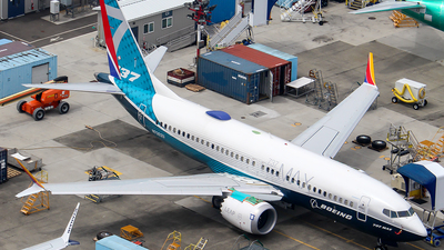 A picture of N7202U - Boeing 737 MAX 7 - Boeing - © Huy Do
