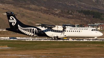 ZK-MVF - ATR 72-212A(600) - Air New Zealand